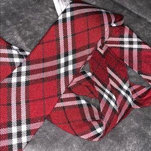 School girl tie
